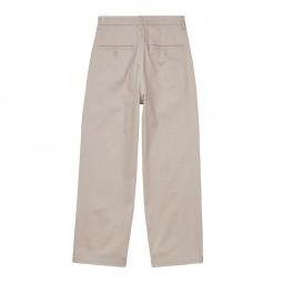 Pantalon femme Carhartt Cara Pant beige clair