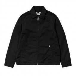 Blouson Carhartt WIP Modular Jacket noir