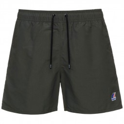 Short de bain KWAY Swim Trunk kaki