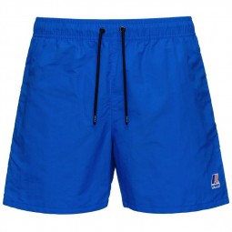 Short de bain KWAY Swim Trunk bleu dur