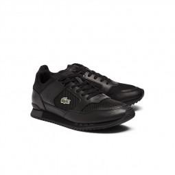Chaussure Lacoste Partner Piste noir
