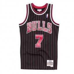 Toni Kukoc Chicago Bulls 7 noir