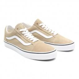 Chaussures Vans Old Skool beige