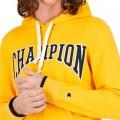Sweat à capuche Champion jaune