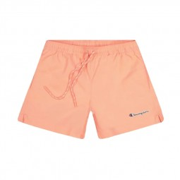 Short de bain Champion rose pale