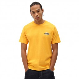 T-shirt Dickies Ruston jaune