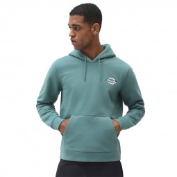 Sweat à capuche Dickies Ruston vert