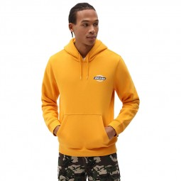 Sweat à capuche Dickies Ruston jaune