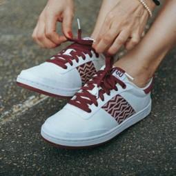 Chaussures N'go Ha Noi blanches