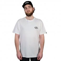 T-shirt The Dudes Life blanc