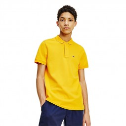 Polo Tommy Jeans Classics orange