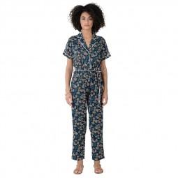 Combinaison pantalon Molly Bracken bleu marine