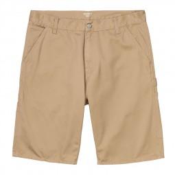 Short Carhartt Ruck Single Knee beige