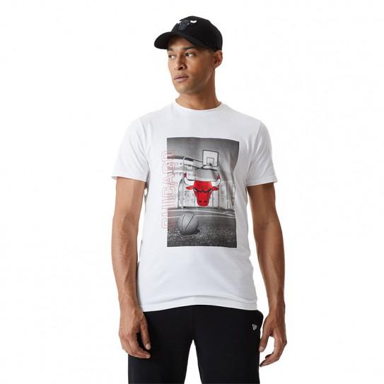 T-shirt photo New Era Chicago Bulls