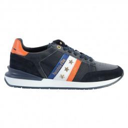 Chaussures Pantofola D'Oro Ascoli Runner bleu marine