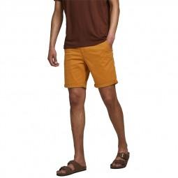 Short chino Jack & Jones orange marron