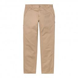Pantalon Carhartt Ruck Single Knee Millington beige