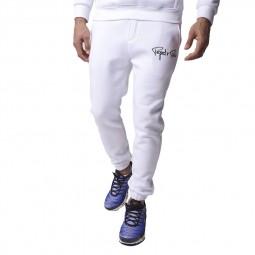 Pantalon jogging Project X Paris blanc