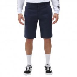 Short slim Dickies bleu marine