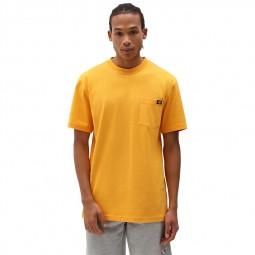 T-shirt Dickies Porterdale jaune