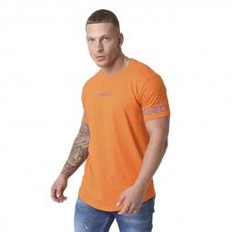 T-shirt logo Project X Paris orange