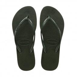 Tongs Havaianas Slim kaki