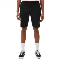 Short slim Dickies noir