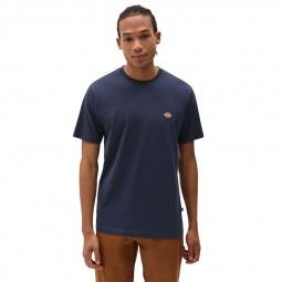 T shirt Dickies Mapleton bleu marine
