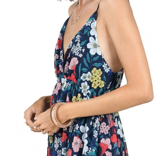 Robe longue à fleurs Molly Bracken