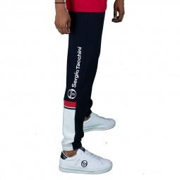Jogging Sergio Tacchini Almond Pants bleu blanc rouge