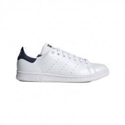Adidas Stan Smith Primegreen blanc bleu marine