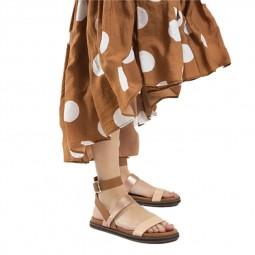 Sandales Vanessa Wu camel