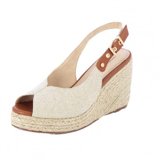 Sandales plateforme Vanessa Wu