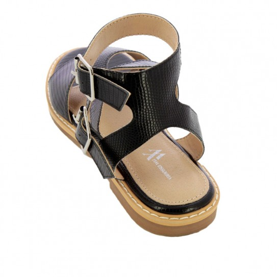 Sandales plates Vanessa Wu