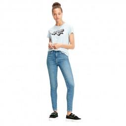 Jean's Levi's® Mile High bleu clair