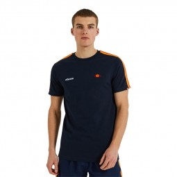 T-Shirt manches courtes Ellesse La Versa bleu marine