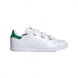 Adidas Stan Smith Primegreen scratchs blanc vert