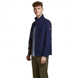 Veste Jack & Jones Felix Field Jacket bleu marine
