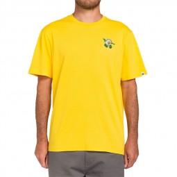T-shirt Element Van Canfield jaune