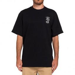T-shirt Element Karlov noir serpent