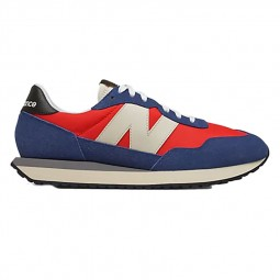 Sneakers homme New Balance 237 rouge, blanc, marine