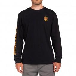 T-shirt manches longues Element x Lamour Supreme Spectral noir
