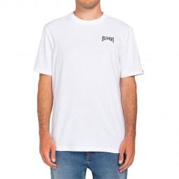 T-shirt Element Lamour Supreme Comantra blanc