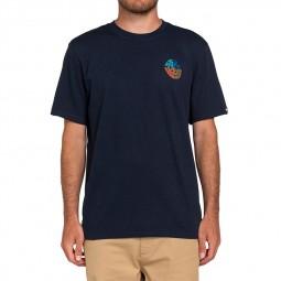 T-shirt Element Audobon bleu marine