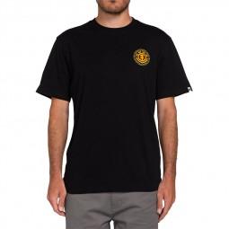T-shirt Element Altus noir
