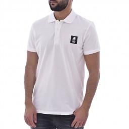 Polo Karl Lagerfeld Beachwear blanc