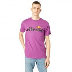 T-Shirt manches courtes Ellesse Prado violet