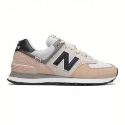 Chaussures New Balance 574 rose