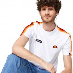 T-Shirt manches courtes Ellesse La Versa blanc
