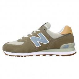 Chaussures New Balance 574 beige